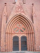 Hauptportal Klosterkirche Dobbertin