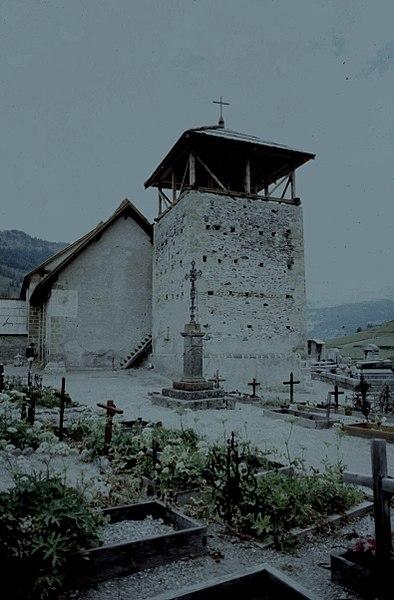 Hautes-Alpes Molines-En-Queyras 071986