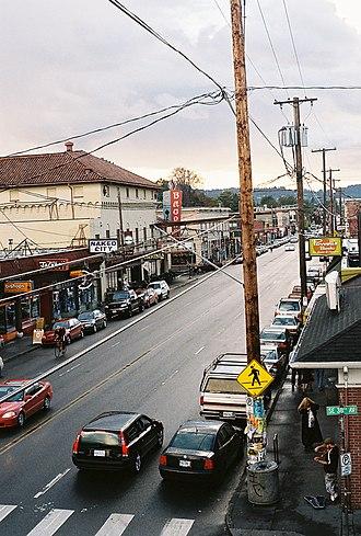 Hawthorne, Portland, Oregon - Hawthorne District