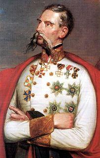 Julius Jacob von Haynau Austrian general