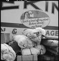Hayward, California. Baggage of evacuees of Japanese ancestry ready to be loaded on moving van. Ev . . . - NARA - 537501.tif