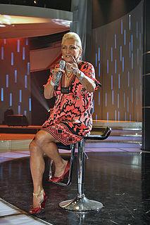 Hebe Camargo Brazilian television host