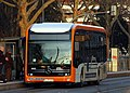 Heidelberg - Kurfürsten-Anlage - Mercedes-Benz eCitaro - RNV 6005 - MA-RN 6005 - 2019-02-06 16-52-06.jpg