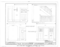 Heidelberg Apartments and Cottages, Braddock Avenue and Waverly Street, Pittsburgh, Allegheny County, PA HABS PA,2-PITBU,21- (sheet 14 of 21).png