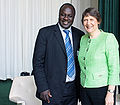 Helen Clark and Salifou Sawadogo, UNDP-USA-MG 3929.jpg