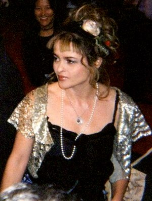 Helena Bonham Carter - Bonham Carter at the 2005 Toronto International Film Festival, promoting Wallace & Gromit: The Curse of the Were-Rabbit