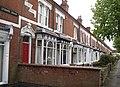 Henley Villas, Lyndon Road, Sutton Coldfield - geograph.org.uk - 1859274.jpg