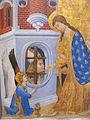 Henri bellechose, altare di san dionigi, 1415-16, 02.JPG