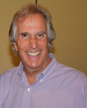 Henry Winkler at the 2008 Fan Expo Canada.