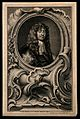 Henry Bennet, Earl of Arlington. Engraving with ornate borde Wellcome V0006980.jpg