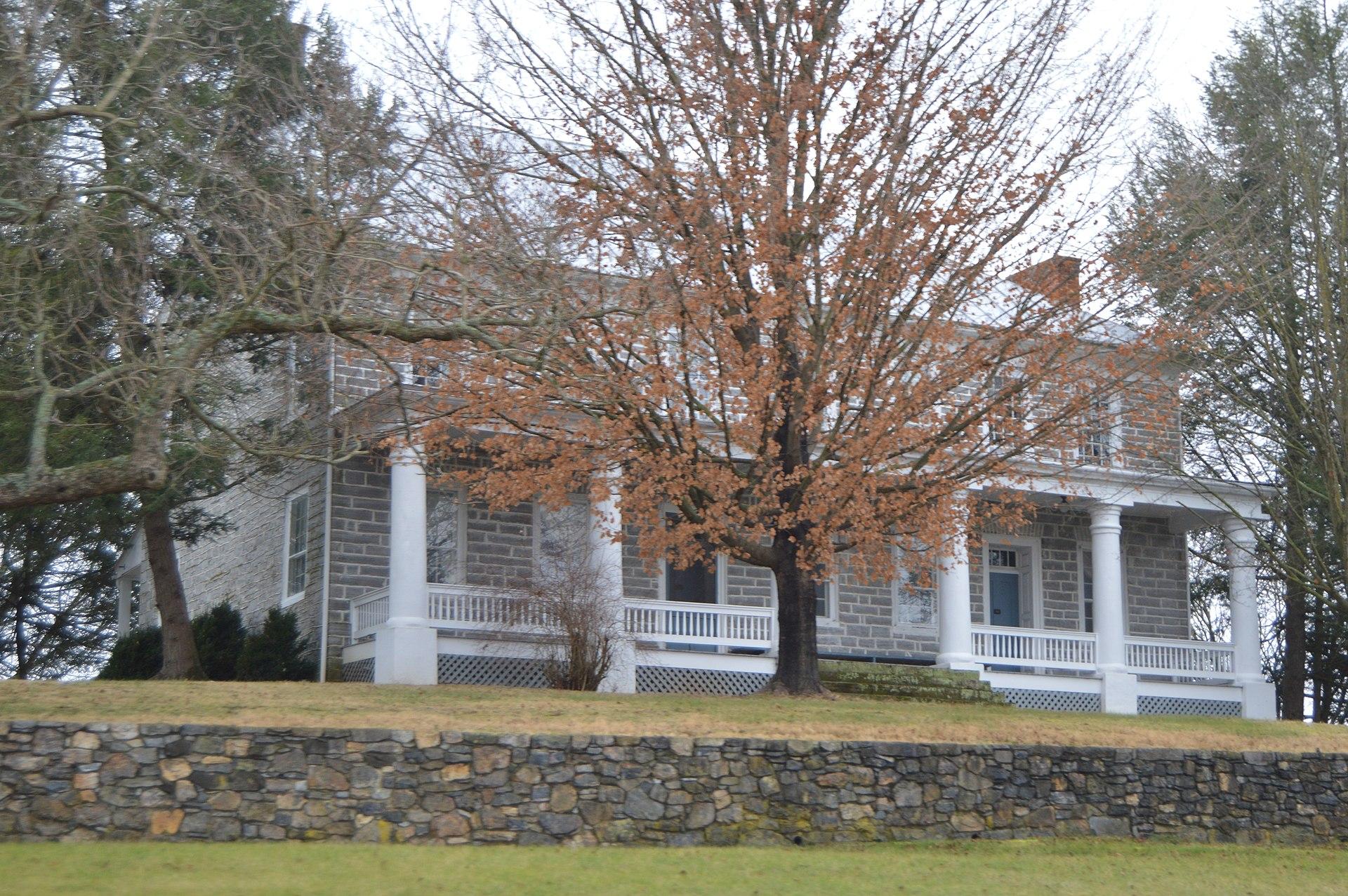 Henry Miller House (Mossy Creek, Virginia) - Wikipedia