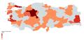Herbaryum sayılarına göre şehirler.png