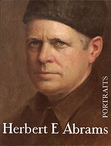 Herbert E Abrams - self portrait by artist.jpg
