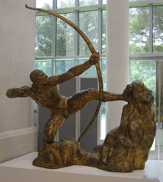 RAMBO Article from SOF 537px-Hercules_the_Archer_by_Emile_Antoine_Bourdelle