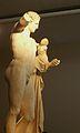 Hermes amb Dionís infant de Praxíteles, museu arqueològic d'Olímpia.JPG