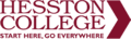 Hesston College Nameplate.png