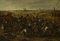 Het gevecht tussen Bréauté en Leckerbeetje op de Vughterheide, 5 februari 1600 Rijksmuseum SK-A-1409.jpeg