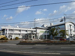 Hidakagawa townhall.JPG