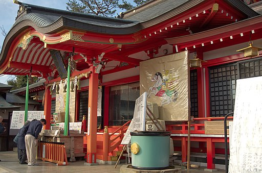Higashi Fushimi Inari Shrine(East Fushimi Inari Shrine) - 東伏見稲荷神社 - panoramio (16)