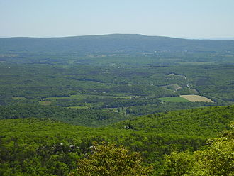 Third Hill Mountain - Image: High knob