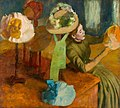 Hilaire Germain Edgar Degas - The Millinery Shop - 1933.428 - Art Institute of Chicago.jpg