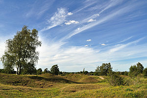 Barnack Hills & Holes National Nature Reserve - Image: Hills And Holes