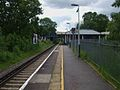 Hinchley Wood stn southbound look south2.JPG