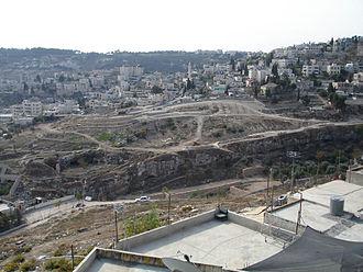 Mark 9 - The Hinnom Valley in Jerusalem