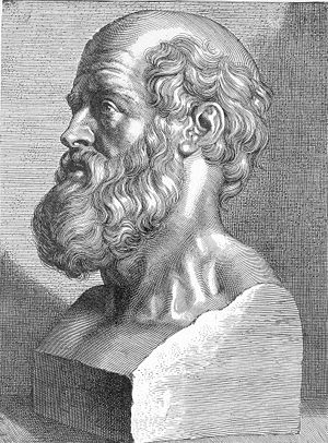 History of tuberculosis - Hippocrates.
