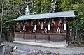 Hirano-jinja (Kyoto, Kyoto) yonsha.JPG