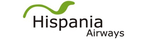 Hispania Airways wordmark.png