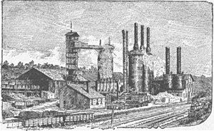 Youngstown Sheet and Tube - Brier Hill works