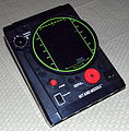 "Hit and Missile by Tomy, Model No. 7056, Takes 2 ""C"" Batteries, Made in Japan, Copyright 1979 (Handheld Electro-Mechanical Game).jpg"