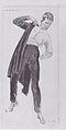 Hodler - Student, seinen Waffenrock anziehend - 1908.jpeg