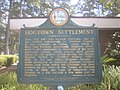 Hogtown Settlement.Historical Marker.jpeg