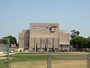 Hollywood High School - Image: Hollywood High School