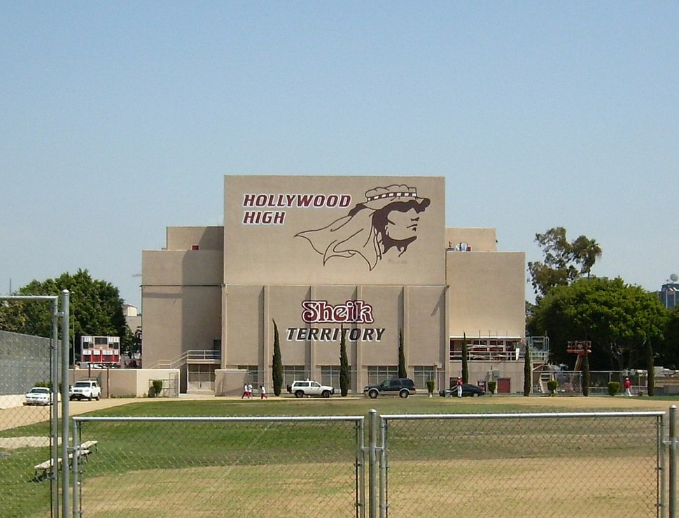 HollywoodHighSchool