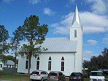 Homeland Methodist Church At The Heritage Park