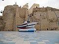 Homenaje a la flota pesquera de Melilla en la plaza de los Pescadores.jpg