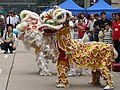 Hong Kong, Central, Sunday Dragons - panoramio.jpg