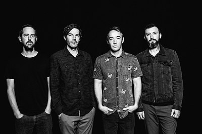 Picture of a band or musician: Hoobastank
