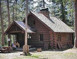 Horseshoe Lake Ranger Station United States historic place