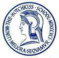 Hotchkiss School seal Minerva.jpg