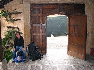 Hotel Casa Santo Domingo - Image: Hotel Casa Santo Domingo 4