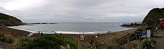 Houghton Bay - Houghton Bay Panorama