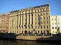 House T.M.Lyubischevoy profitable. (Griboyedov Canal Embankment,148-150).JPG