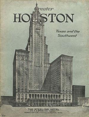 Ross S. Sterling - Image: Houston Publishing Co