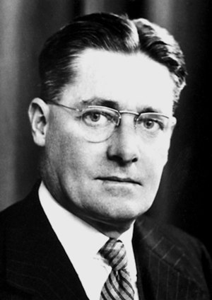 Howard Florey - Image: Howard Walter Florey 1945