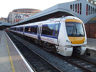 British Rail Class 168 - Image: Hugh llewelyn 168 113 (6349911943)