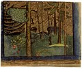 Hugo Simberg - Autumn in the Forest - A II 968-9 - Finnish National Gallery.jpg